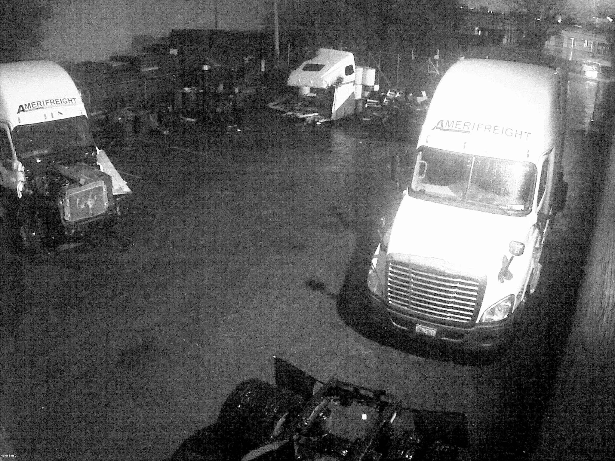 Truck-Night-Rain