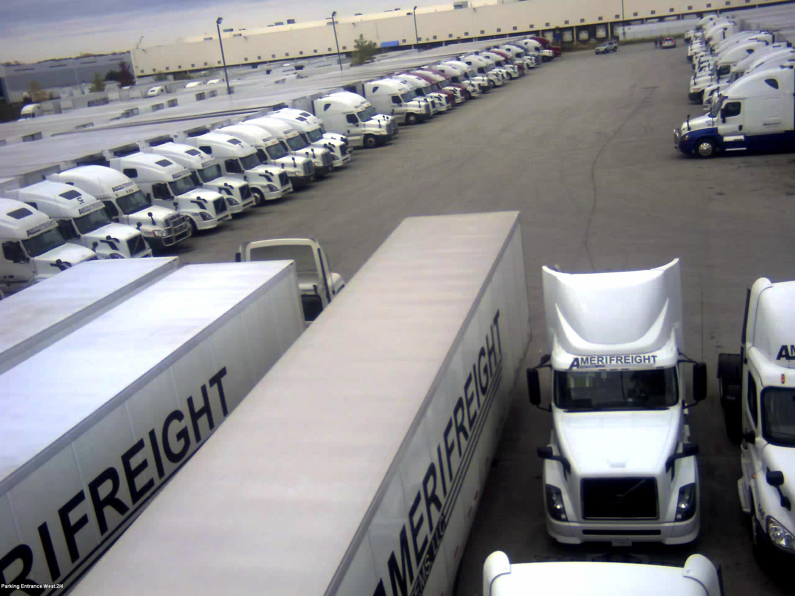 Truck-Parking-Lot