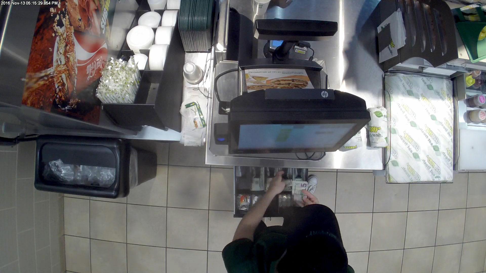Subway-Register